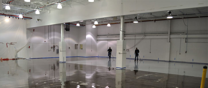 Heavy Duty Epoxy Flooring : Epoxy flooring contractors in ct heavy duty floors