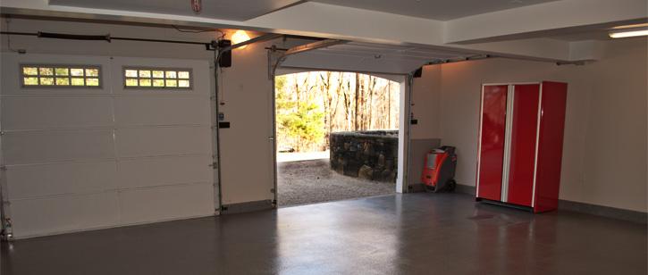 Epoxy Floors Do It Yourself : Epoxy garage floor do it yourself floors