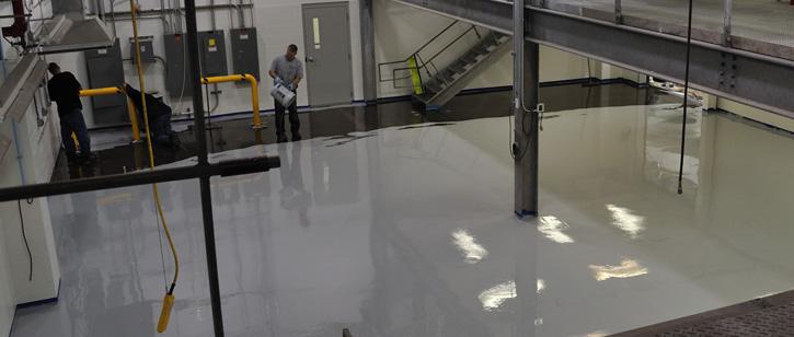 Heavy Tonnage Epoxy Floor : Epoxy flooring contractors in ct heavy duty floors
